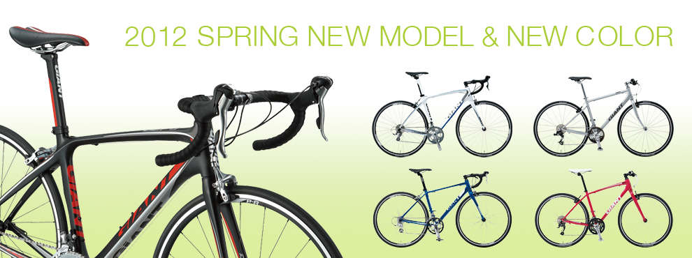 2012 Spring New Model & COLOR