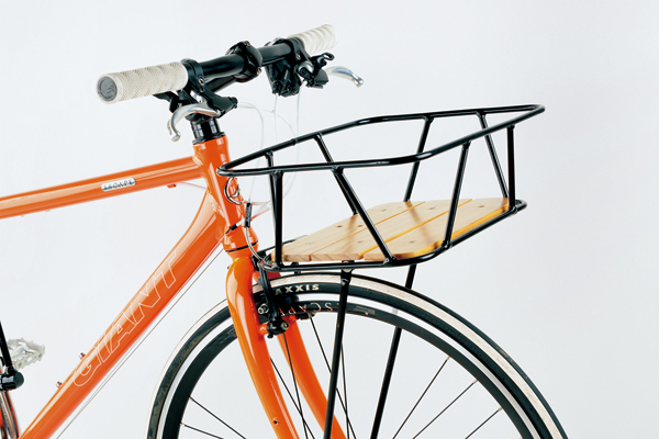 2014 Giant Bicycle Wooden Front Basket