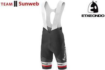 2018 TEAM SUNWEB TIER 1 DYNEEMA BIBSHORTS
