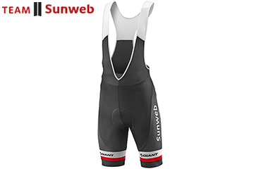 2018 TEAM SUNWEB REPLICA BIBSHORTS