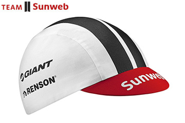 TEAM SUNWEB CYCLING CAP