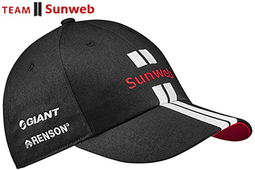 TEAM SUNWEB PODIUM CAP