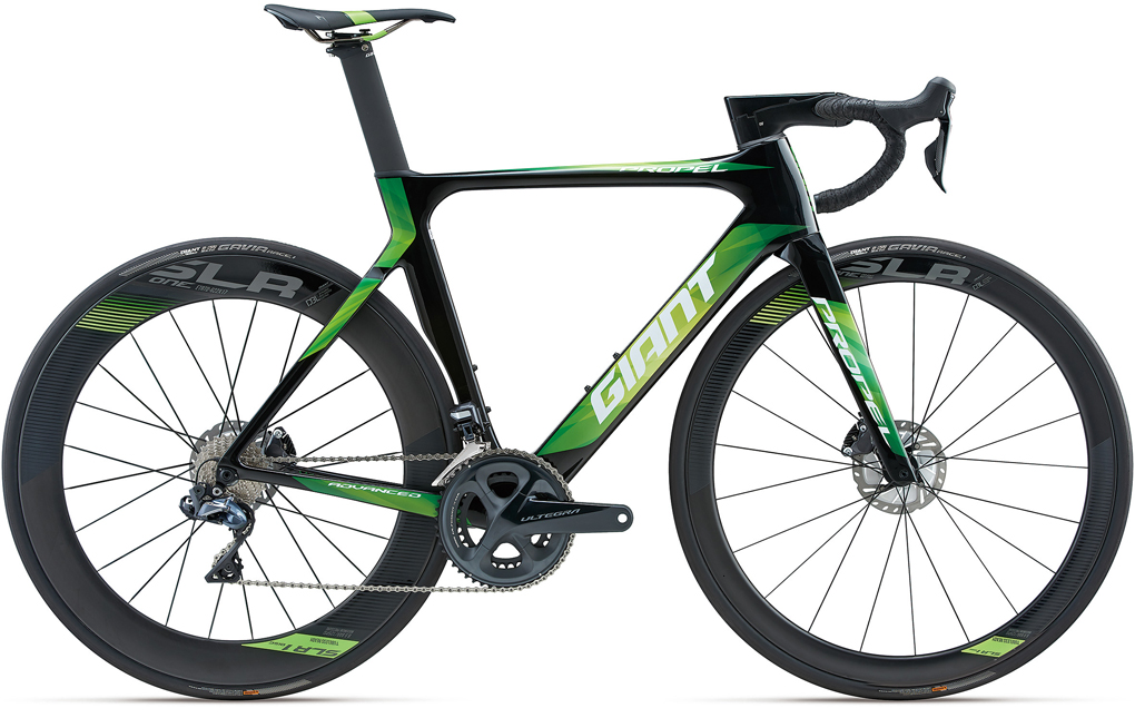 2018 giant bicycle propel advanced pro disc