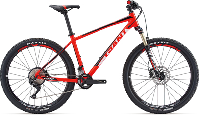 2018 giant bicycle bikes off road sport
