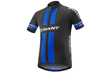 RACE DAY KIDS SS JERSEY