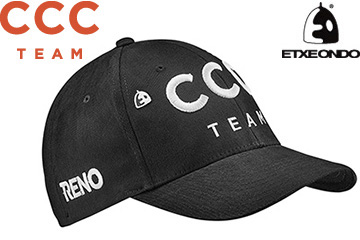 2019 CCC TEAM PODIUM CAP