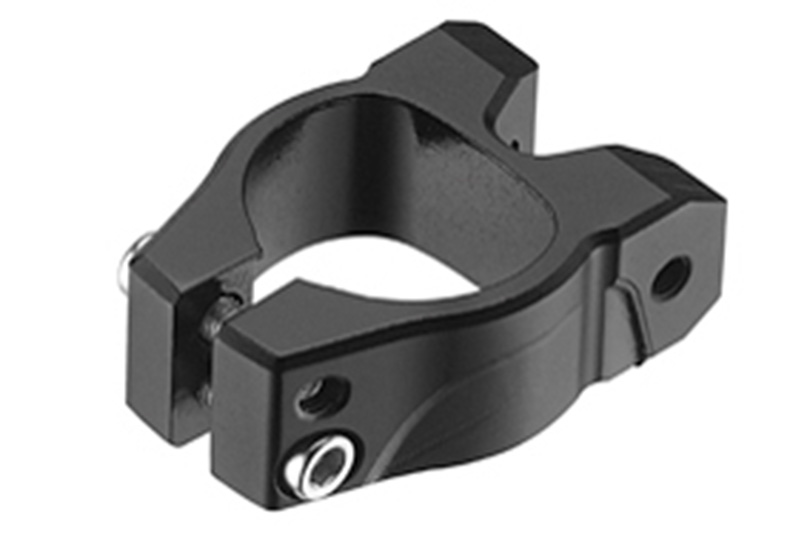 INTEGRATED RACK MOUNT D-FUSE SEAT CLAMP
