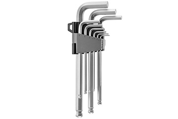 TOOLSHED BALL END HEX WRENCH SET