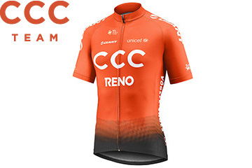 2019 CCC TEAM REPLICA SS JERSEY