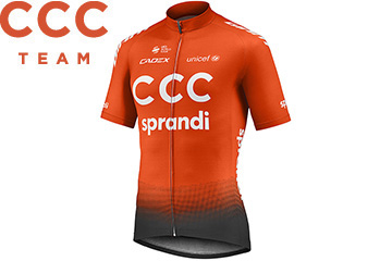 2020 CCC TEAM REPLICA SS JERSEY