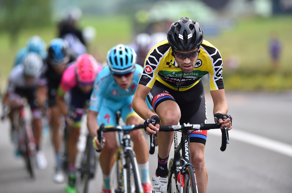 Cycling: 79th Tour of Swiss 2015 / Stage 2