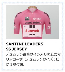 SANTINI LEADERS SS JERSEY