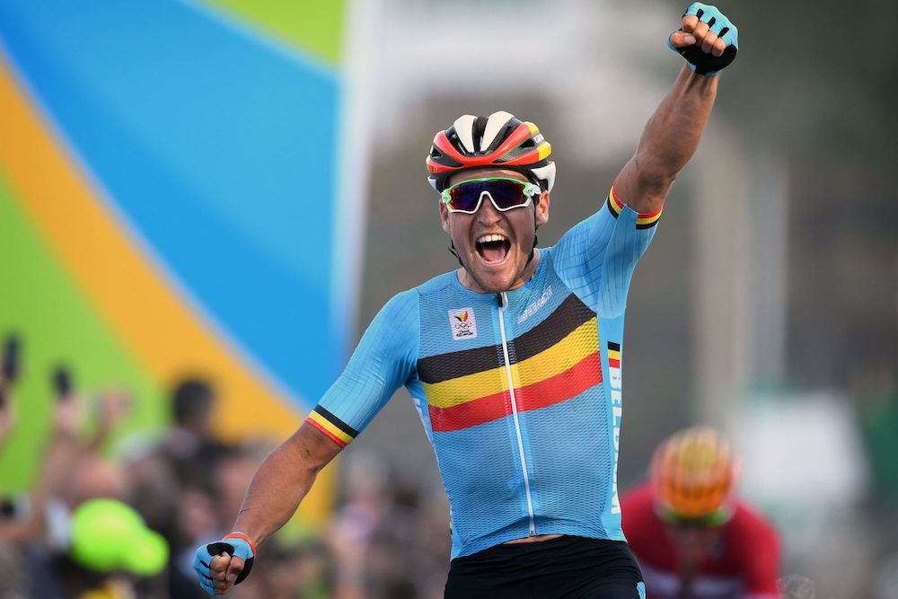 Olympic Games 2016 roadrace men