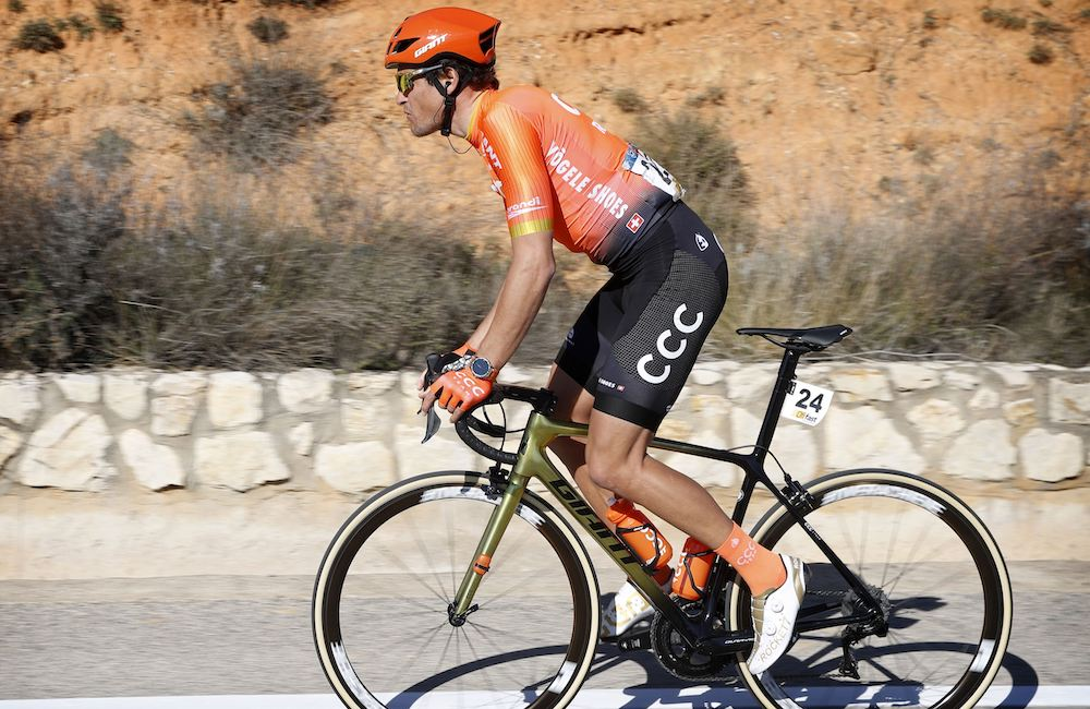 Ronde van Vlancia, derde etappe