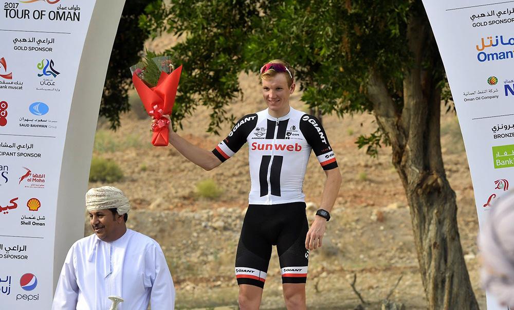 Tour of Oman stage 2017-3
