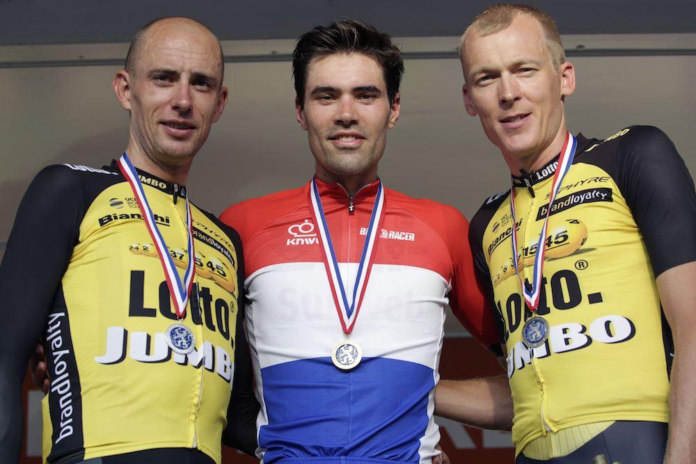 NK wielrennen Montferland - ITT Mannen