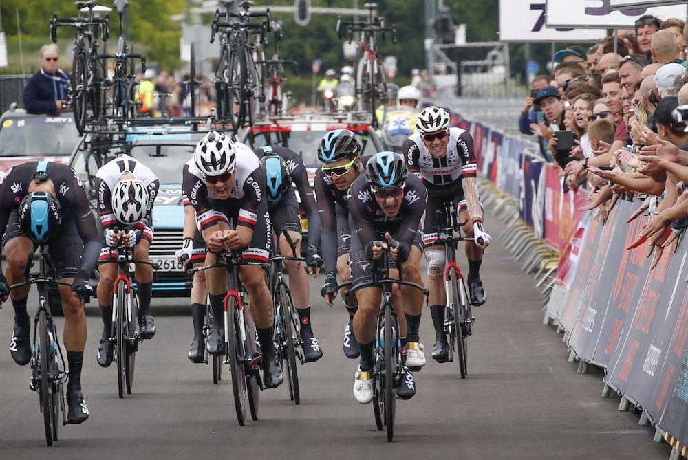 Hammer Sportzone Limburg stage - 3