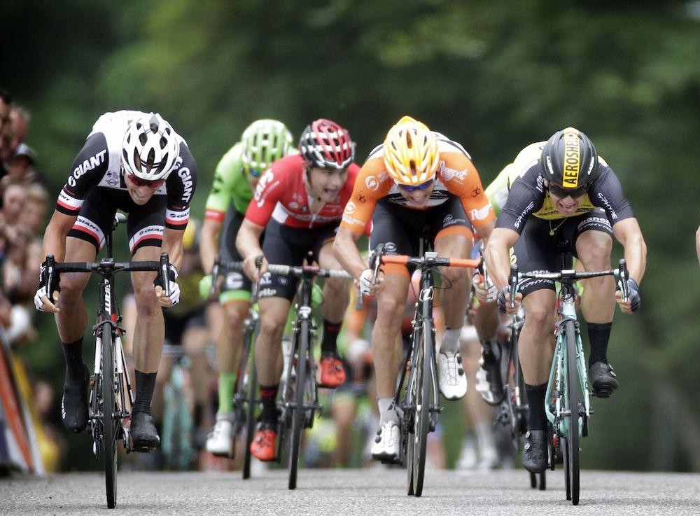 NK wielrennen Montferland - Mannen