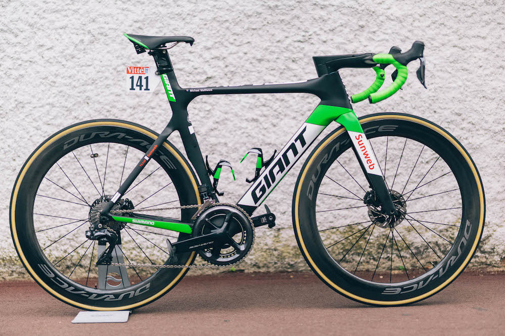 TDF Green Propel
