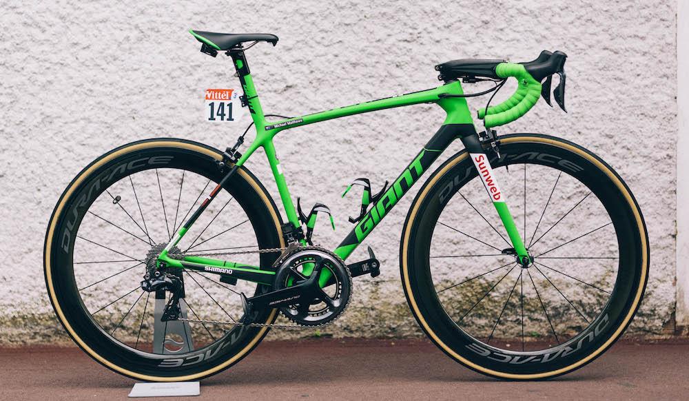 TDF Green TCR Advanced SL