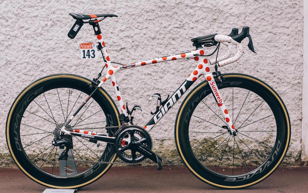 TDF Polka Dot TCR Advanced SL