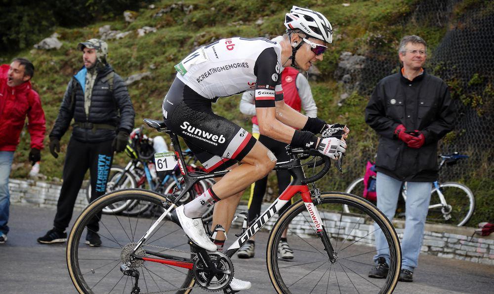 La Vuelta ciclista a Espana 2017 stage 20