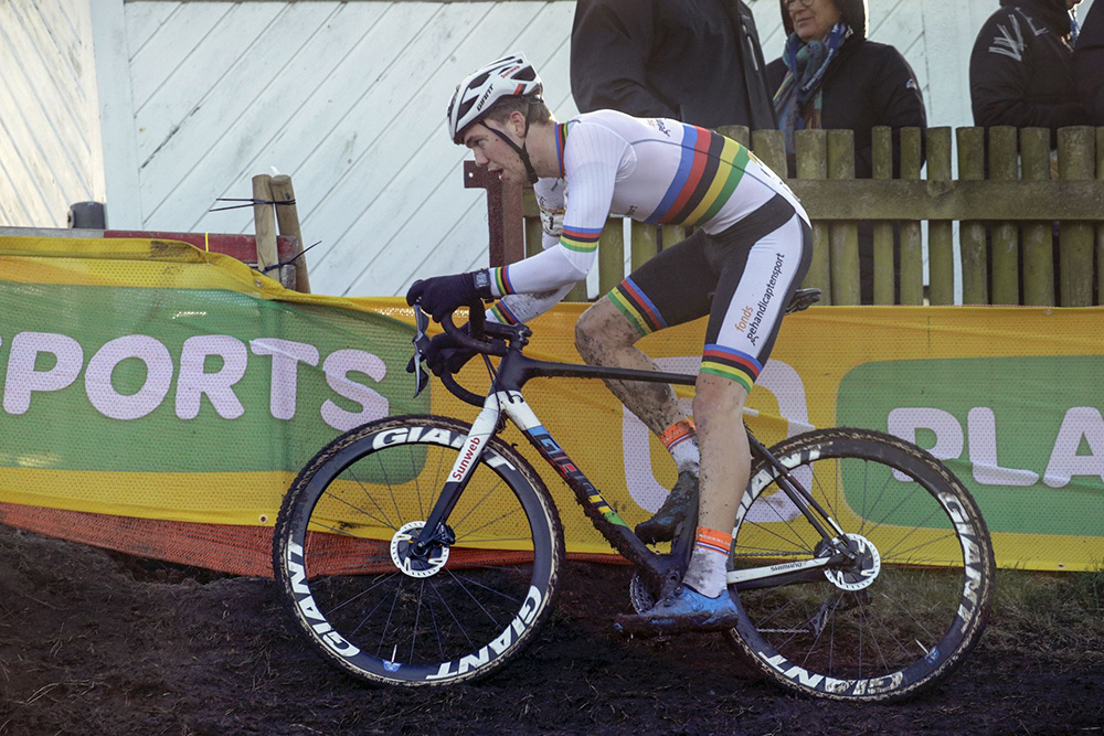 UCI cyclo-cross World Cup in Bogense 2017 under 23
