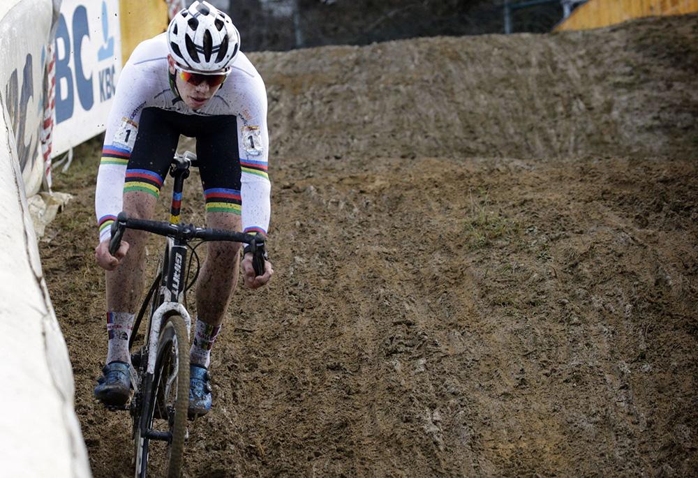 Worldcup Cyclocross in Zolder u23 2017