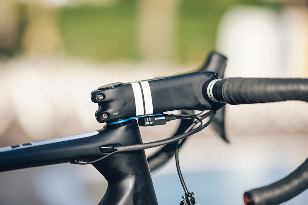 Contact SLR stem and bar