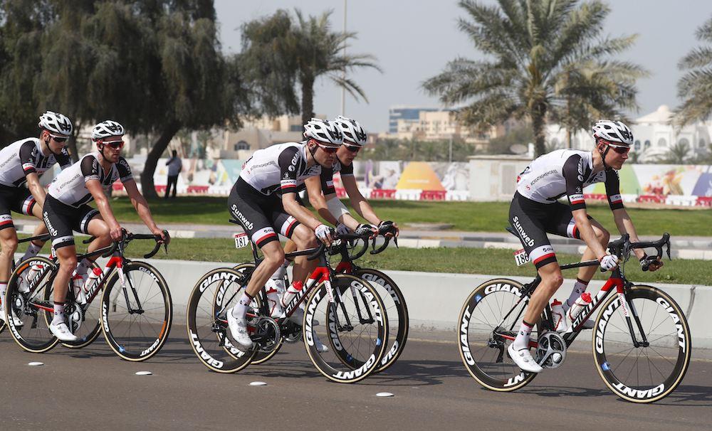 Abu Dhabi Tour 2018 stage 3