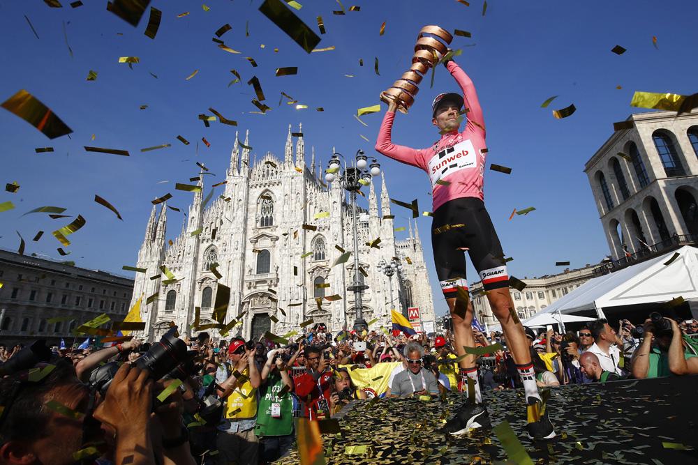 Giro DユItalia 2017 stage 21
