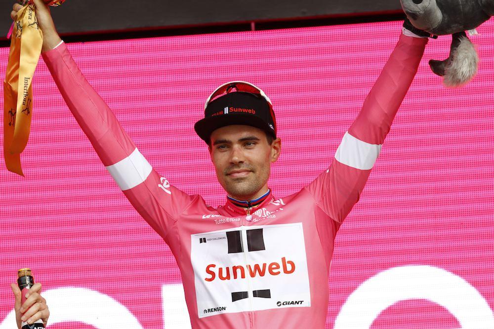 101st Giro d'Italia 2018 - stage 1