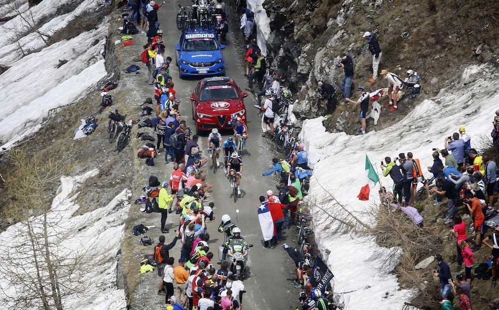 101st Giro d'Italia 2018 - stage 19