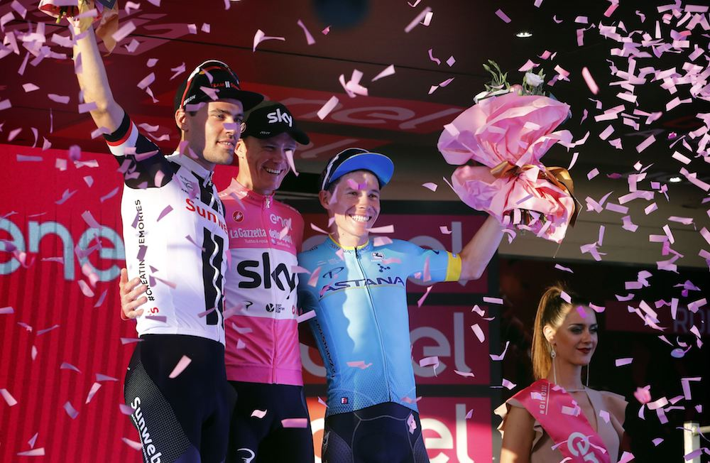 101st Giro d'Italia 2018 - stage 21