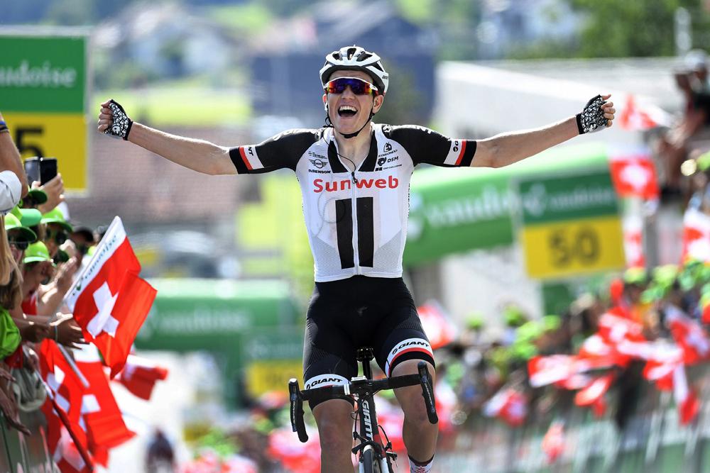 Tour de Suisse 2018 stage 6