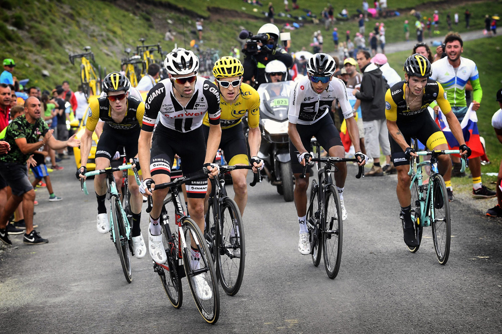 105th Tour de France stage-17