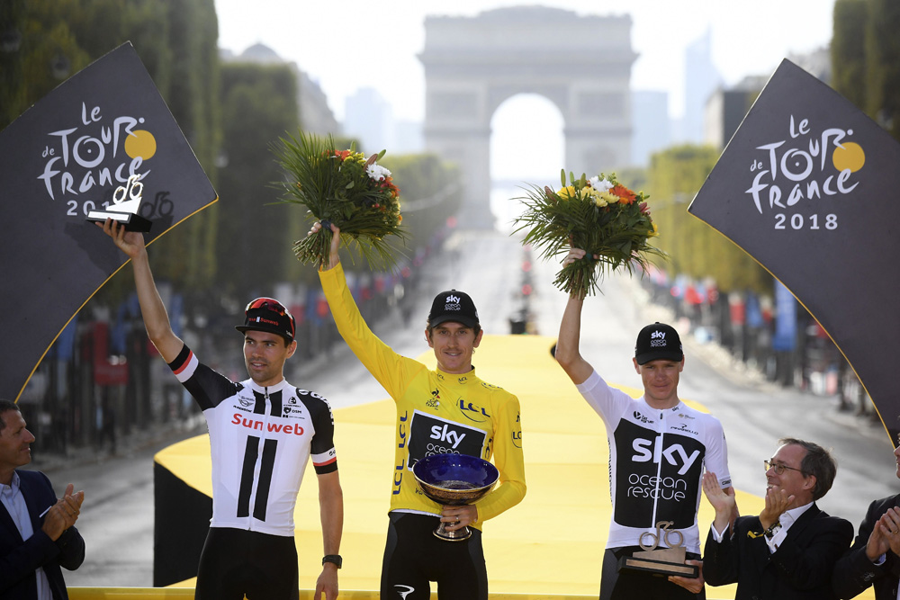 105th Tour de France stage-21